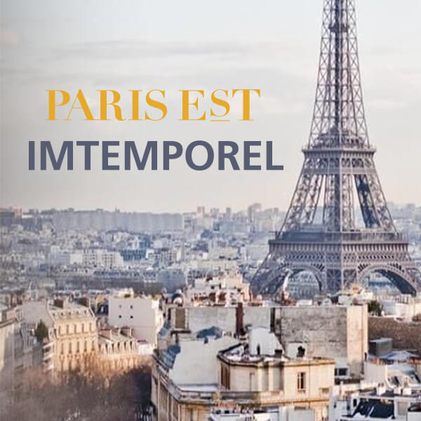 Print and Layout Design, Paris Est Imtemporel